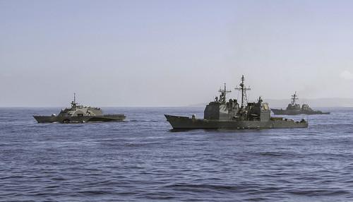 USS Lake Champlain CG 57