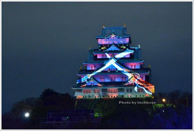 大阪城3D燈光秀2015010-DSC_3911