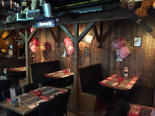 Tafeldecoratie 3ballonnen De Beren Spijkenisse Bonnie Beer