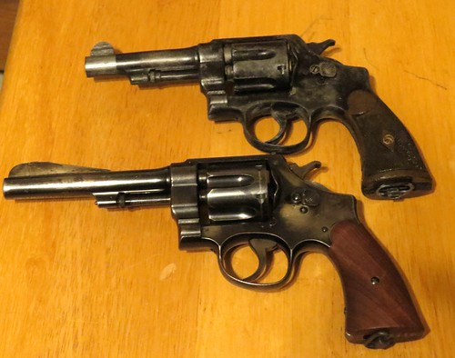 Raiders Resin Prop Gun & Model 1917 S&W