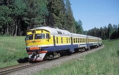 * GUS  Dieseltriebzüge 620M-003  bis  VT 01