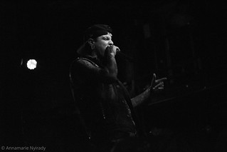 Upon a Burning Body - Canal Club - 5/21/16
