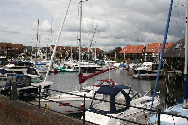 Hythe Village Marina