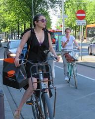 Amsterdam Centrum Prins Hendrikade bike