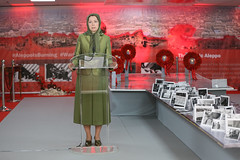 Maryam Rajavi Visiting the exhibition on Syrian people's resistance  (10)