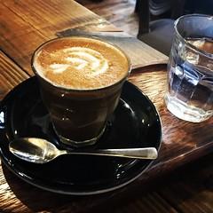 Cortado #lincoln #coffee