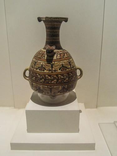 Le musée Rafael Larco: poterie de la civilisation inca