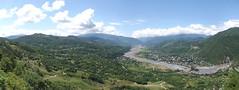 ქ.ცაგერი, მდ.ცხენისწყლის ხეობა