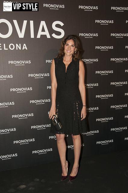 Pronovias - VIPs - Lourdes Montes