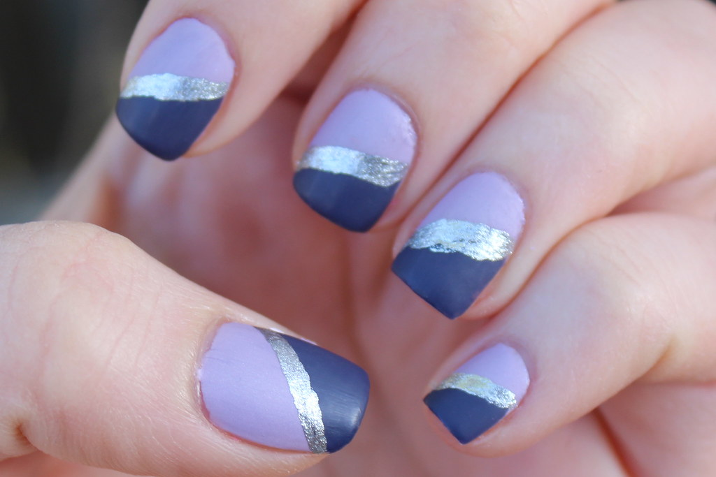 Living After Midnite: Julep Matte Manicure