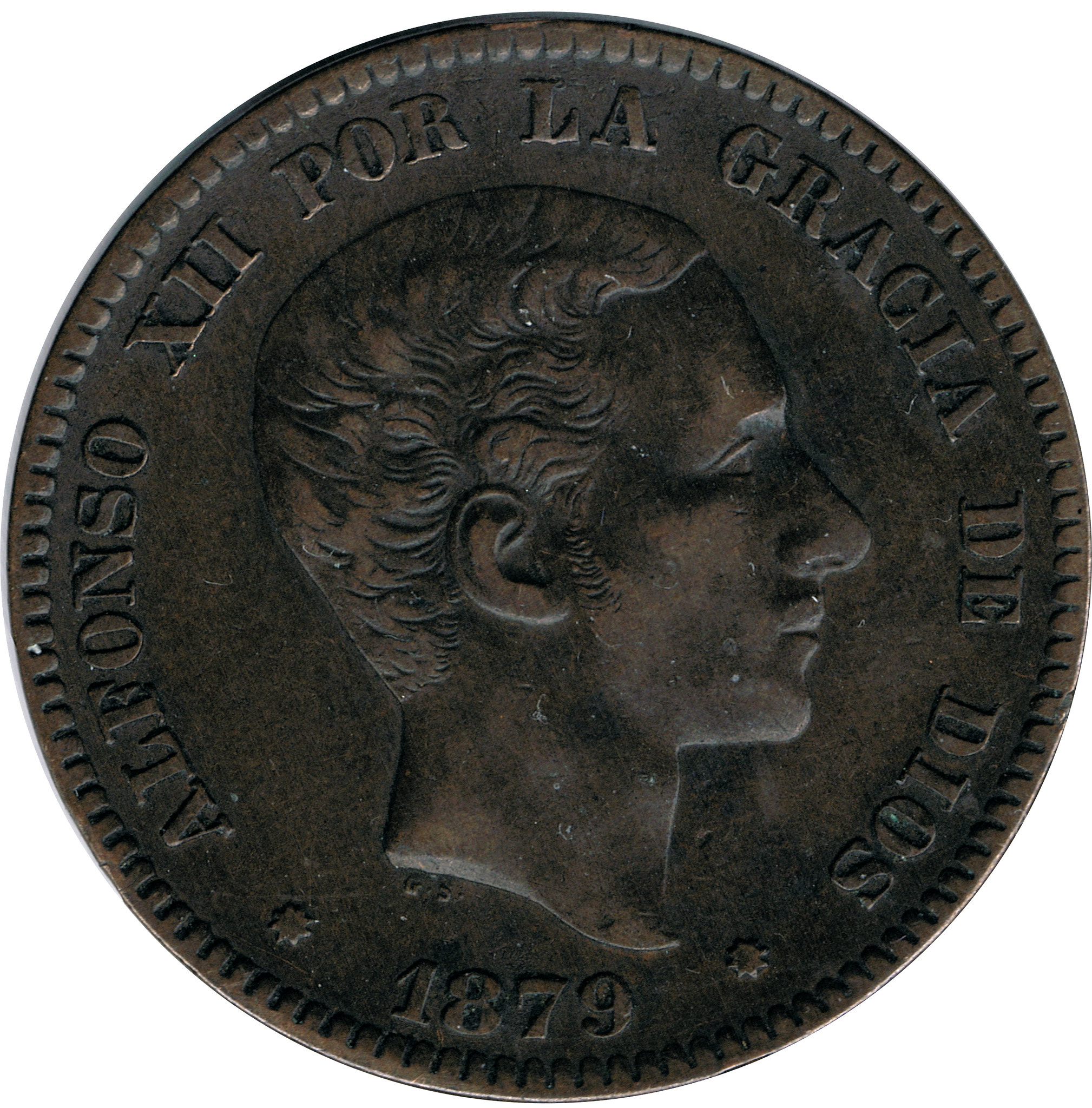 10 Centimos Alfonso XII 1879 8721195180_0e6f36c4dc_k