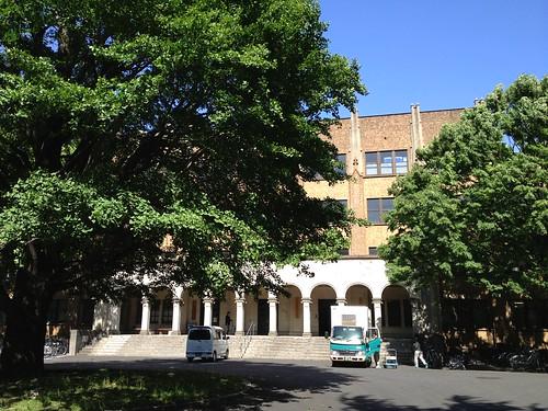 東大農学部