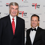 WFUV Gala 2013: Sam Donaldson and George Bodarky