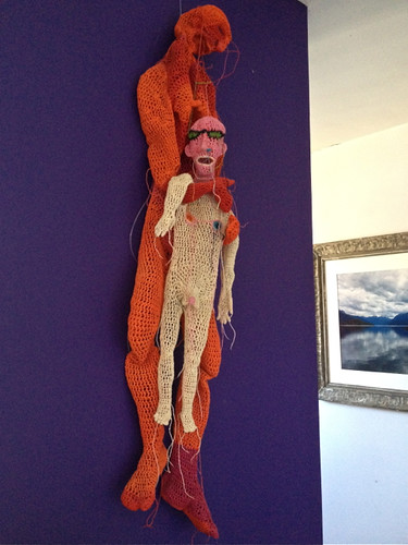 Crochet figures