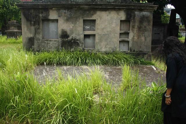 Mission Delhi - Bonisha Bhattacharyya, South Park Street Cemetery
