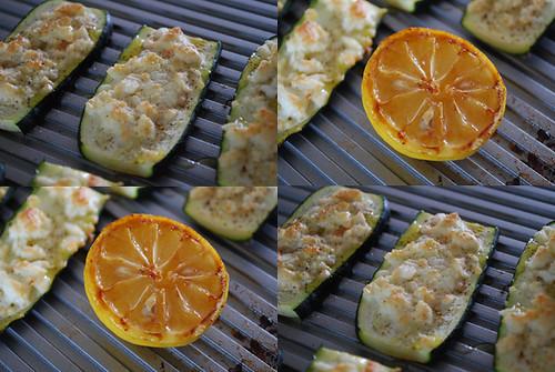 Fetaostgratinerad zucchini by abris2009