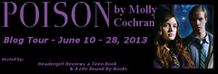 Poison Blog Tour Banner