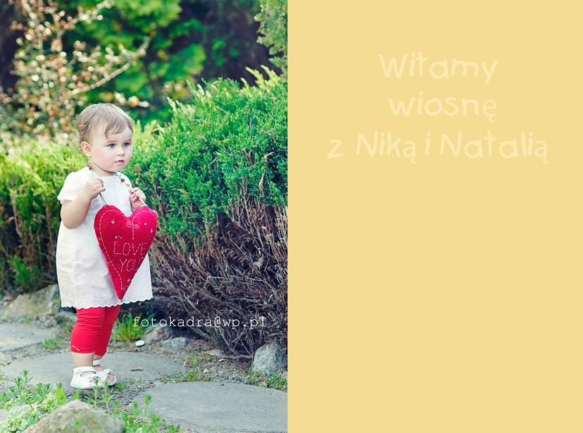 sesje dziecięce w Toruniu -Nika