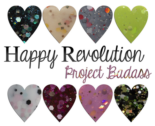 Happy Revolution Project Badass Collection (1)
