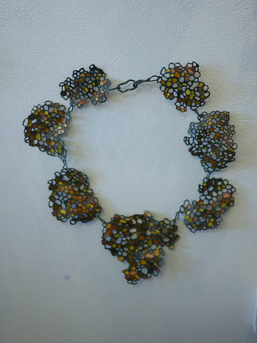 Glasgow School of Art - Jewellery and Silversmithing Degree Show 2013 - Emma Stirling - 1