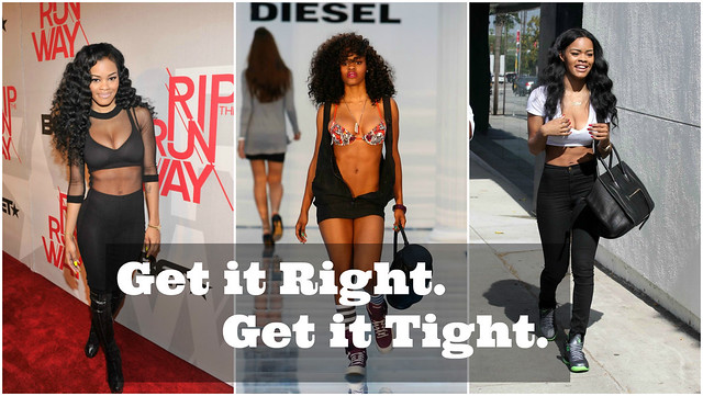 spring-to-do-list-get-abs-like-teyana-taylor