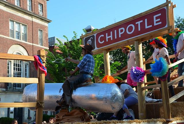 Chipotle Near Dupont Circle Hotel