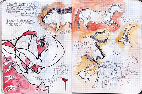 Composition Notebook Drawings