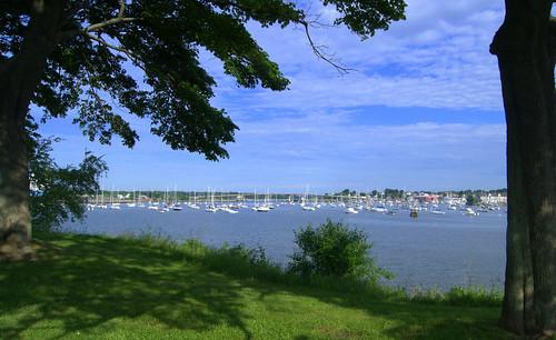 Salem Massachusetts from life of Nathaniel Hawthorne