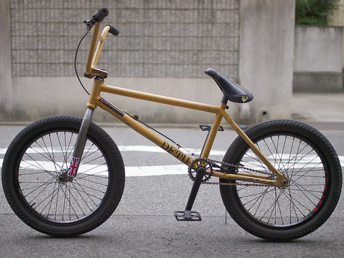 It's not too late Bicycle / 20inch Proto One BMX