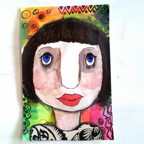 ICAD #39 Hilda