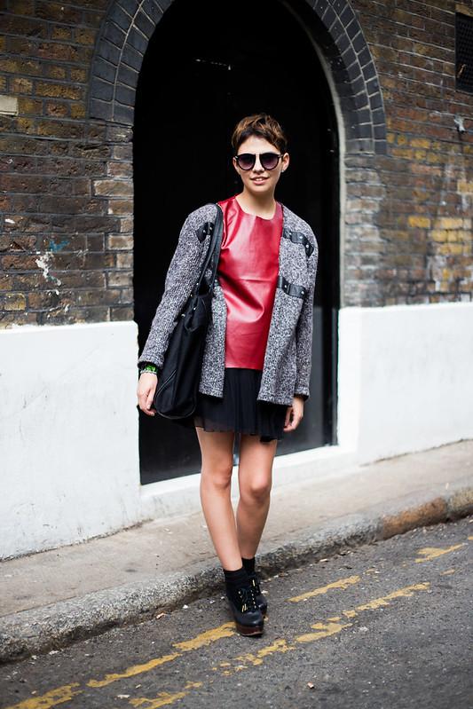 Street Style - Montse, Brick Lane