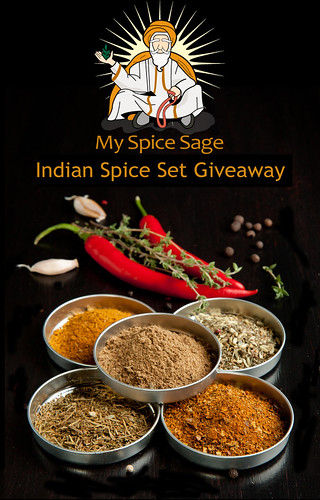 MSS Indian Spice Giveaway