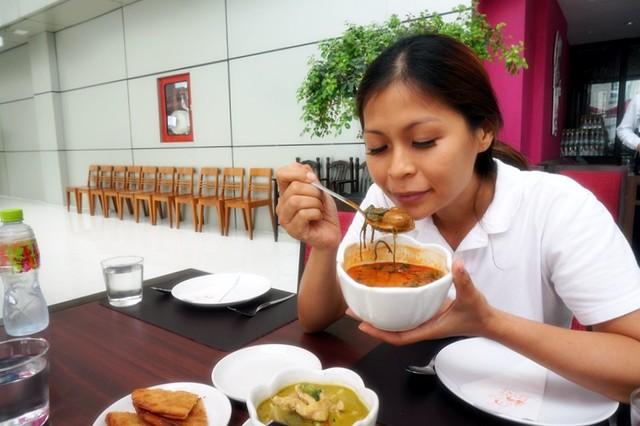 taling pling bangkok centralworld - rebecca blogger