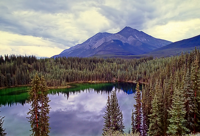 Emerald Lake, NWT Canada
