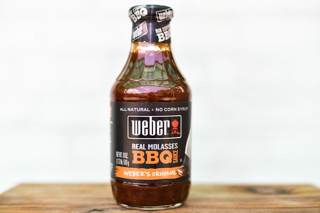 Weber's Original BBQ Sauce