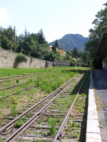 Digne train station