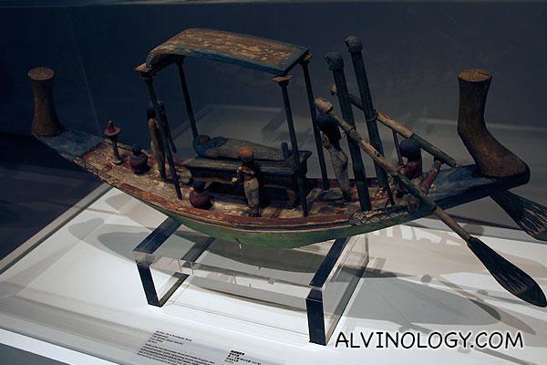 A ship statute