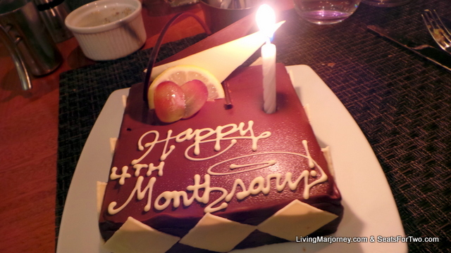 A Monthsary Cake from Spiral