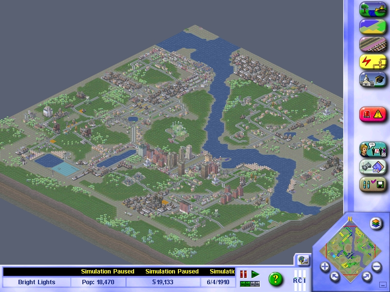 simcity 3000 unlimited download mac free