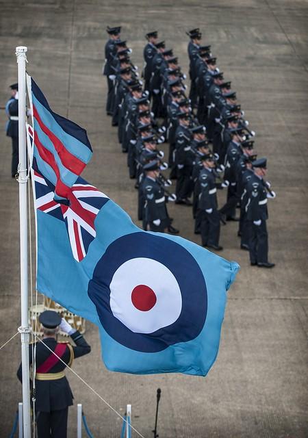 No. 1 Squadron RAF Regiment