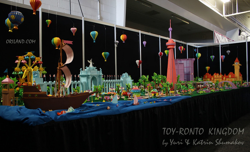 TOY-RONTO KINGDOM at the CNE!