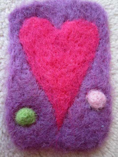 more felting 005