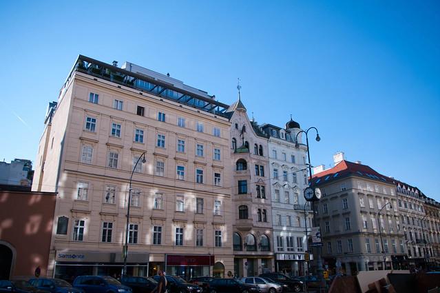 Vienna architecture flickr photo sharing for Architecture vienne