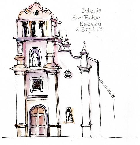 Iglesia San Rafael by crclapiz