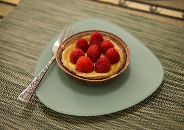 Lemon Tart with Raspberries | Flickr - Photo Sharing!