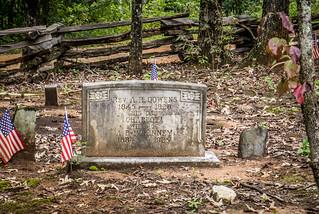 Old Soapstone Slave Cemetery-004