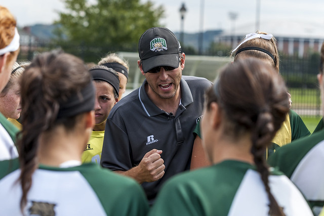 Ohio University Soccer Coach Aaron Rodgers
