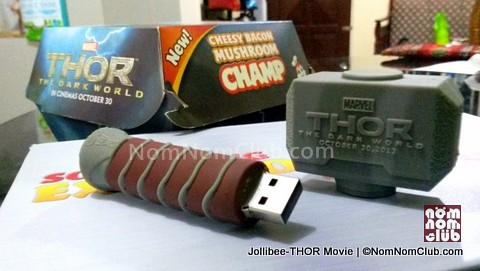 Jollibee Thor Hammer USB (also known as