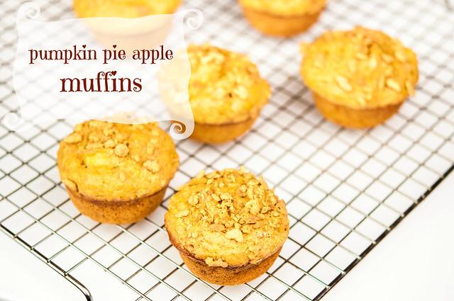 pumpkin pie apple muffins in_the_know_mom