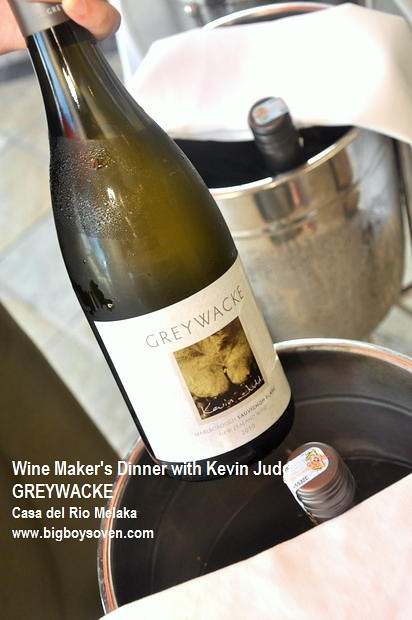 Greywacke Wine Maker Dinner with Kevin Judd 2